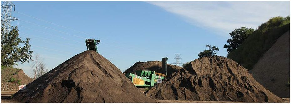 Petrie's Quality Topsoil Ltd. | work site 13