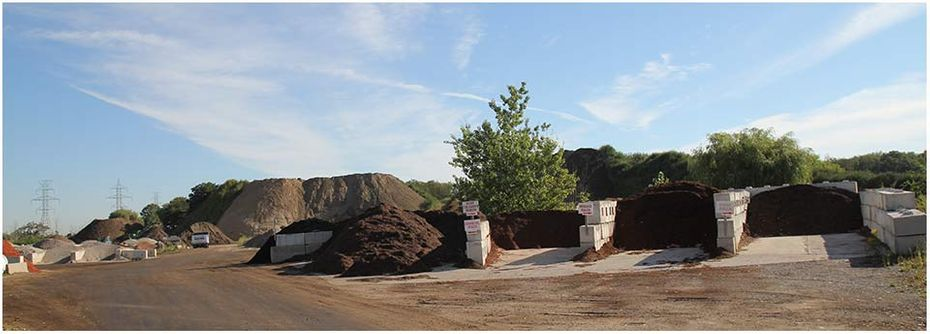 Petrie's Quality Topsoil Ltd. | work site 2