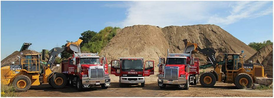 Petrie's Quality Topsoil Ltd. | vehicles