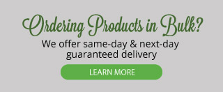 Ordering Products in Bulk? | Learn More