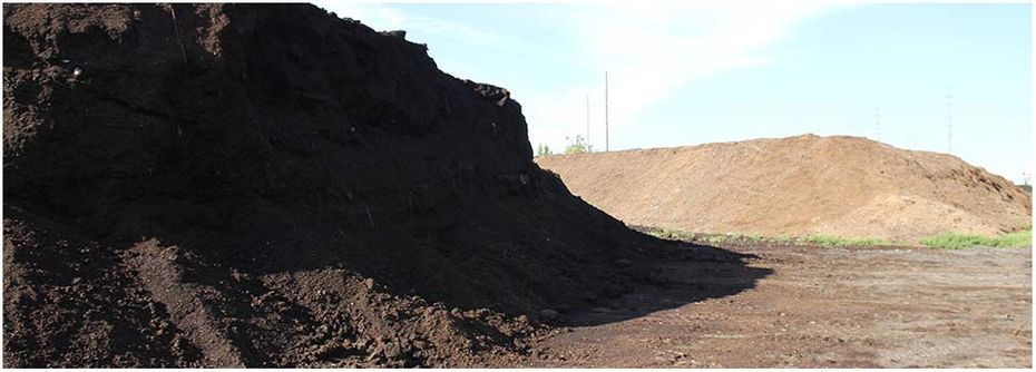 Petrie's Quality Topsoil Ltd. | work site 1